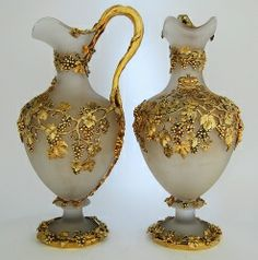 Hunt and Roskell - London 1843 ( Pair )