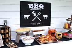 BBQ BIRTHDAY PARTY – CHILLIN and GRILLIN