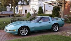 The 1991 Corvette...I still miss it...:>(