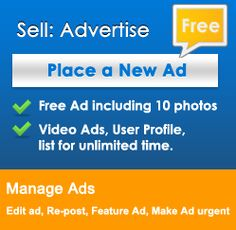 Advertise | Classifieds Ads | Free ads | Business listings | Promote website