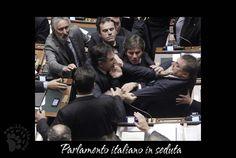 """Che con il post precedente alludessi ...? ;) Un bel tacer non fu mai scritto .... e su certe cose non serve nemmeno essere come Oriana per vederle!  """"È un Paese così diviso, l'Italia. Così fazioso, così avvelenato dalle sue meschinerie tribali! Si odiano anche all'interno dei partiti, in Italia. Non riescono a stare insieme nemmeno [...]""""  #orianafallaci, #partiti, #meschini, #gelosi, #politici, #partiti, #politicaitaliana, #italia,"""