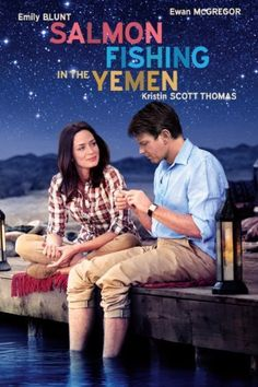 Salmon Fishing in the Yemen.  Great family movie. definitely glosses over a few subject but what's not love about Emily Blunt and Ewan McGregor?
