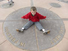 Be in 4 places @ once - Four Corners ***COMPLETED***