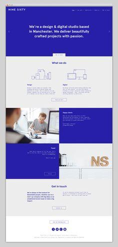 Nine Sixty — Designspiration