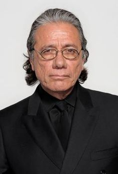 Edward James Olmos on his Mexican Ancestors: They Coined the Phrase Tierra y Libertad Hollywood Walk Of Fame, Hollywood Actor, Famous Latinos, Actors & Actresses, Latino Actors, Beautiful Men, Beautiful People, Chicano, Mexican Men