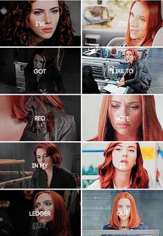'I find that it's easier to keep your true self buried under several layers of untrue selves, to protect yourself. Marvel Avengers, Marvel Women, Marvel Funny, Marvel Heroes, Black Widow Scarlett, Black Widow Natasha, Marvel Films, Marvel Characters, Scarlett Johansson