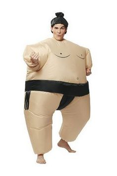 Transform into a sumo wrestler this Halloween. Adult Costumes, Halloween Costumes, Sumo Wrestler, Holiday Fun, Party Dress, Dress Up, Tunic Tops, Japanese, Shopping