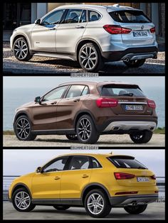 The recently refreshed Audi and the fledgling Mercedes GLA are two strong contenders for the 2016 BMW Audi Q3 2016, Mercedes Gla, Bmw X5 M, Offroader, Car Search, Audi Cars, Fast Cars, Motor Car, Cars And Motorcycles