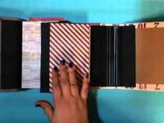 My Design Mini - How to decorate the pages Part 1 - YouTube