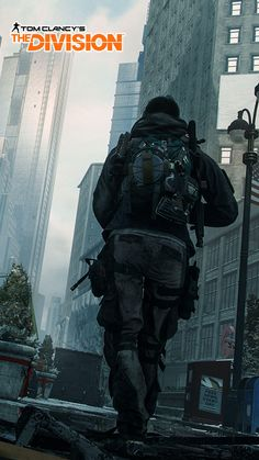 The Division iPhone Wallpaper HD