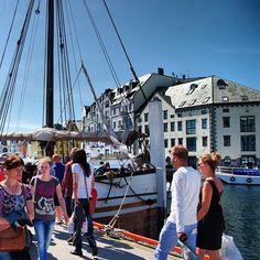 A beautiful summer day in Ålesund. #ålesund #møreogromsdal #visitnorway #i_love_norway #summer Photo And Video, Videos, Instagram