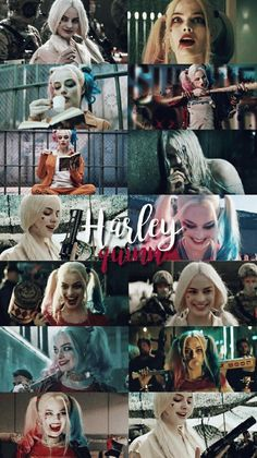 Harley Quinn for 'Suicide Squad'