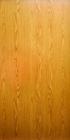 "Mastercraft® 36"" x 80"" Prefinished Wheat Oak Solid Core Flush Interior Door Slab"