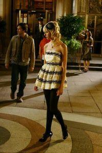 S in Fashion Avenue: Jenny Humphrey style