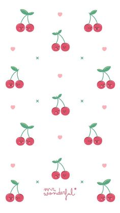 52 ideas fruit painting cartoon for 2019 Kawaii Wallpaper, Tumblr Wallpaper, Disney Wallpaper, Wallpaper For Your Phone, Cool Wallpaper, Pattern Wallpaper, Mr Wonderful, Cute Backgrounds, Wallpaper Backgrounds