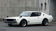1973 Nissan Skyline GT-R / Kenmeri ケンメリ