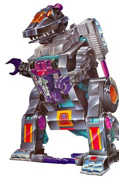 Trypticon - 1986 Transformers - TFW2005