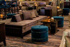 Alibi Ultra Lounge, Aria Resort & Casino, Las Vegas, NV. Interior Design by Studio Munge; architecture by YWS Architects. | Follow @studiomunge | www.studiomunge.com