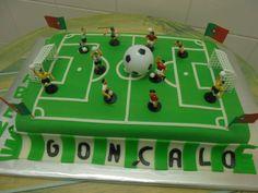 Bolos de Aniversário Equipas de Futebol