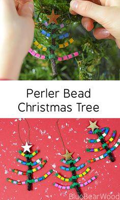 Use Left Over Perler