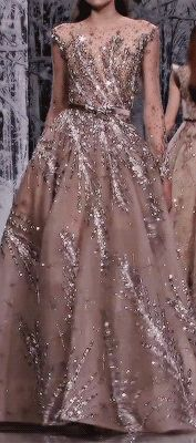 hell to the liars :: Ziad Nakad fall 2017 couture Runway Fashion, Fashion Beauty, Fashion Trends, Haute Couture Gowns, Beautiful Gowns, Fashion Addict, Wedding Gowns, Ball Gowns, Style Inspiration
