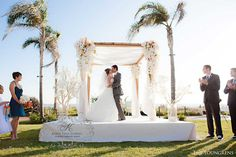 Outdoor Wedding Canopy.