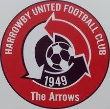 HARROWBY UNITED FC   -  HARROWBY/GRANTHAM -   lincolnshire-