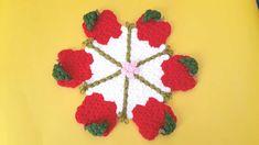 Crochet Necklace, Apple, Deco, Stuff To Buy, Jewelry, Tricot, Breien, Apple Fruit, Jewlery