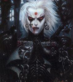 Vampire Art   ... » Photos » Art Visuel » Requiem chevalier vampire (Ledroit
