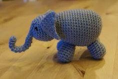 Elephant | CrochetBot 3000