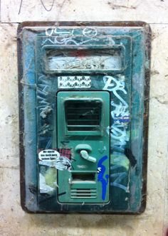 Automaten-Kultur: ???-Automat