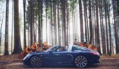 Porsche Targa 2014