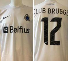 Club Brugge Away Kit 2013-14 Nike