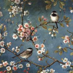 Blossom I Fine-Art Print by Lisa Audit at UrbanLoftArt.com