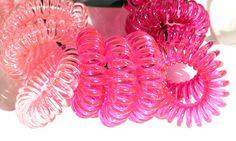 Plastic kabel elastiekjes