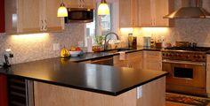 (m) + charles beach INTERIORS - D Residence Kitchen, Boston, MA USA