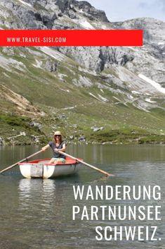 Der Partnunsee im Prättigau im Kanton Graubünden gilt als einer der schönsten Bergseen der Schweiz. Hier findest du die besten Tipps für die Wanderung zum Partnunsee. Kanton, Seen, Boat, Group, Explore, World, Travel, Europe, Annual Pass