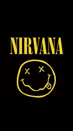 Nirvana wallpaper by reachparmeet - - Free on ZEDGE™ Bedroom Wall Collage, Photo Wall Collage, I Phone 7 Wallpaper, Nirvana Logo, Rock Band Posters, Vintage Music Posters, Band Wallpapers, Band Logos, Music Albums