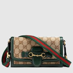 Gucci Lady Web convertible wallet