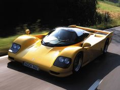 Porsche 962 dauer lemans road car 1994-96 Photo 13