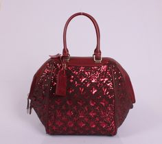 Louis Vuitton Speedy Sequins M40795