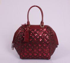 Louis Vuitton Speedy Sequins M40795