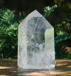 Clear Crystal Quartz
