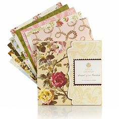 "Anna Griffin® Bouquet of 6"" x 6"" Cardstock at HSN.com."