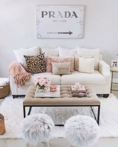 Gorgeus neutral living room ideas (26)