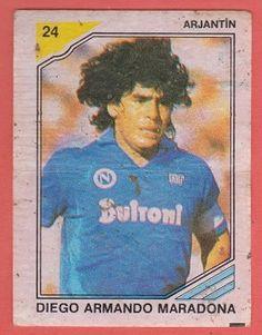 20 Best Diego Maradona Images Diego Maradona Football Cards Football