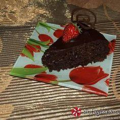 Τούρτα σοκολατίνα νηστίσιμη Desserts, Food, Meal, Deserts, Essen, Hoods, Dessert, Postres, Meals