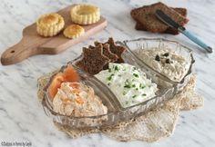 Le ricette per Mousse salate facili e veloci: le salse o creme salate per farcire i vol au vent o per creare delle tartine sempre nuove.
