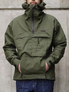 ODIN Ventile Jacket / Olive TILAK 通販 ARCH HERITAGE