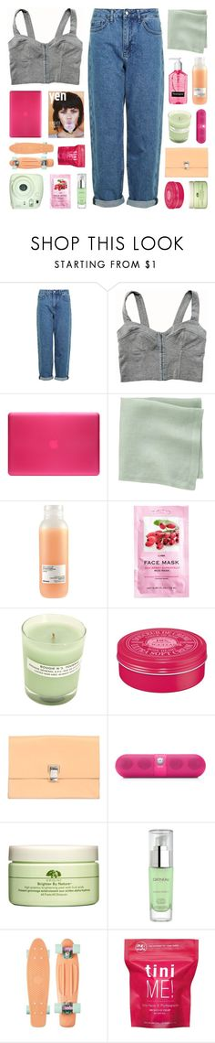 """""""TGIF! TGIF! // TOP SET 21.05.2017"""" by emmas-fashion-diary ❤ liked on Polyvore featuring Topshop, MINKPINK, Incase, CB2, Davines, H&M, A.P.C., L'Occitane, Proenza Schouler and Beats by Dr. Dre"""